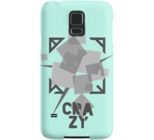 JONGHYUN - CRAZY Samsung Galaxy Case/Skin