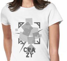 JONGHYUN - CRAZY Womens Fitted T-Shirt