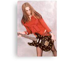 Guitar Gods Canvas Print