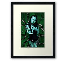 Digital Lover Framed Print