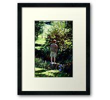 Nature Chris Framed Print