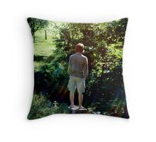 Nature Chris Throw Pillow