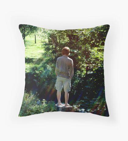 Nature Chris Throw Pillow