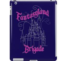 Fantasyland Brigade iPad Case/Skin