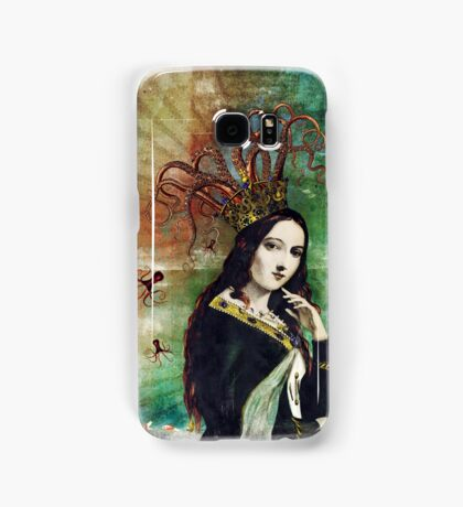 Sea Queen Samsung Galaxy Case/Skin