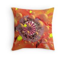 The Fires Of Love within Throw Pillow