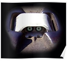 humaneyes or catseyes ... Poster