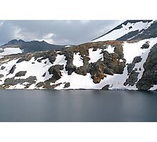 Ireland Lake Photographic Print