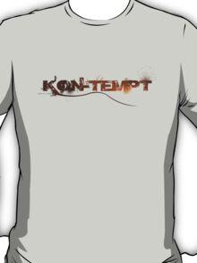 KON-TEMPT T-SHIRT (By High Till I Die) T-Shirt