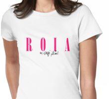 Roia by Steffi Pollard - Powered by MariKikka Womens Fitted T-Shirt
