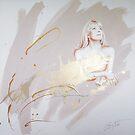 Toyah 2 (Sketch) by Melissa Mailer-Yates