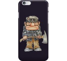 Crazy Grand Papa iPhone Case/Skin