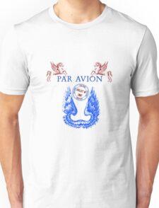 Wings Par Avion Series Unisex T-Shirt