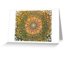 seminyak-earth Greeting Card