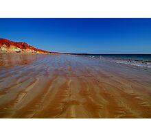 Beach at James Price Point Photographic Print