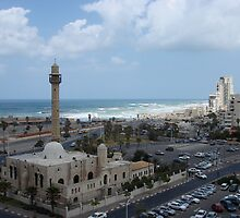 Tel-Aviv by Katie Gill