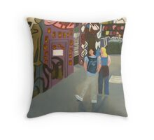 Observers Throw Pillow