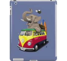 Pack the Trunk (Colour) iPad Case/Skin