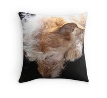 Missing you... Throw Pillow