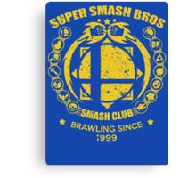 SMASH CLUB *ORIGINAL* Canvas Print