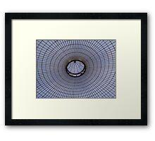 An Alien Shape  Framed Print