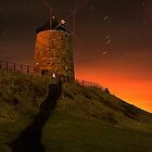 St Monans Windmill by Don Alexander Lumsden (Echo7)