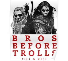 Fili & Kili: Bros Before Trolls Poster