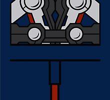 Lego Thor by Jaypz