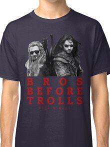 Fili & Kili: Bros Before Trolls Classic T-Shirt