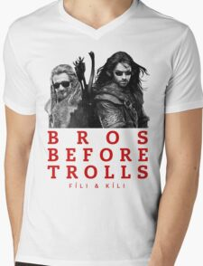 Fili & Kili: Bros Before Trolls T-Shirt