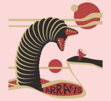 Arrakis Travel Poster Kids Clothes