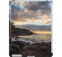 Another day at Bar Beach  iPad Case/Skin