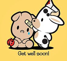Farm Babies - Get well soon by farmbabies