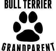 Bull Terrier Grandparent by kwg2200