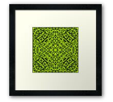 Grass Emotion Framed Print