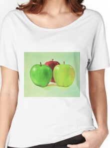 Granny Smith and Friends Women's Relaxed Fit T-Shirt