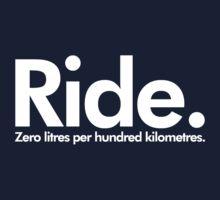 Ride Remix by B. Glazier