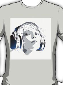 Headphone_Girl T-Shirt