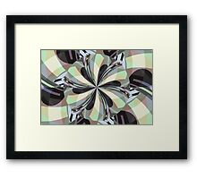 Fancy Bow Framed Print