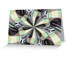 Fancy Bow Greeting Card