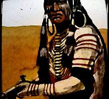 Ute Warrior by itchingink