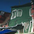 BURANO REFLECTIONS by June Ferrol