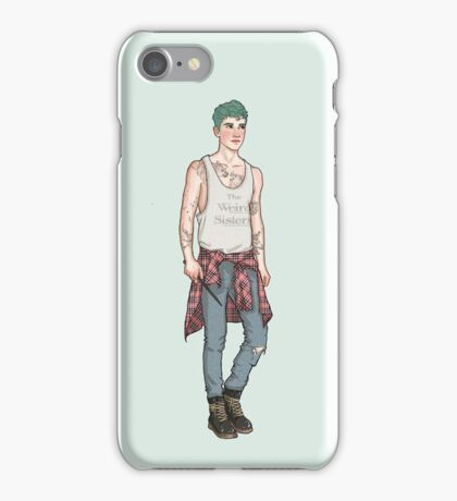 Teddy Lupin iPhone Case/Skin