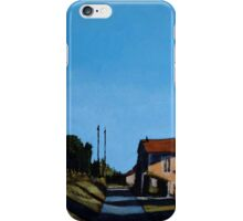 Towards-Saint-Victor iPhone Case/Skin