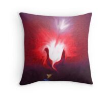 and when they... Throw Pillow