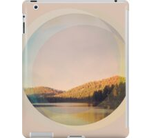 Digital Landscape #4 iPad Case/Skin