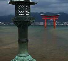 Miyajima, Japan by joke71