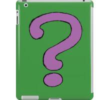 ? iPad Case/Skin