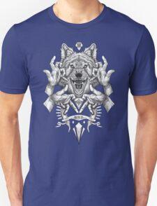 Kuro Wolf Unisex T-Shirt