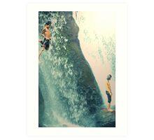 water boy 2 Art Print
